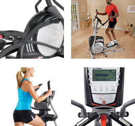elliptical trainers select