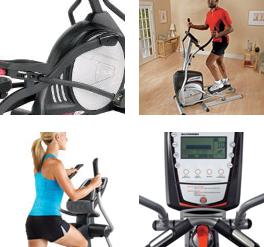 elliptical trainers select
